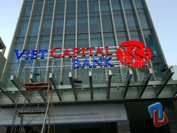 Logo Viet Capital bank