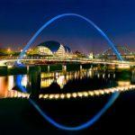 Đèn Led chiếu sáng kiến trúc  – chiếu sáng mỹ thuật cho các cây cầu