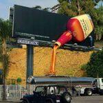 Thi công Pano, pa nô, billboard – Biển quảng cáo tấm lớn (quảng cáo ngoài trời)