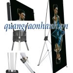 Giá X – Kệ X – Standy – Standee – X banner A5