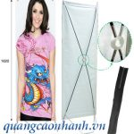 Giá X- Kệ X – Standy – Standee – X banner A3