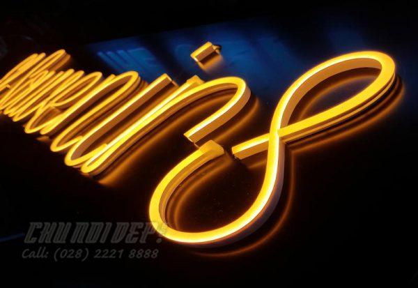 Bảng hiệu đèn NeonSign - Neon Led