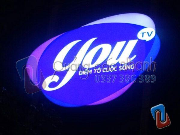 Logo den led
